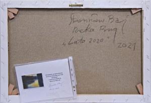 Stanisław Baj, Rzeka Bug , Lato 2020, 2021