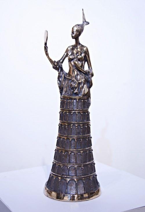 Tomasz Sętowski, Kobieta z lustrem