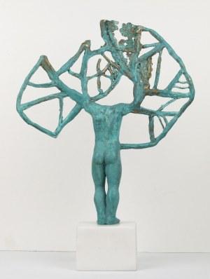 Sylwia Caban, Drzewo IV, 2021 7/12