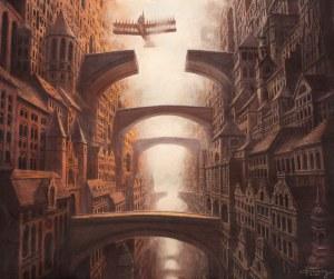 Marcin Kołpanowicz, Canyon Street, 2021
