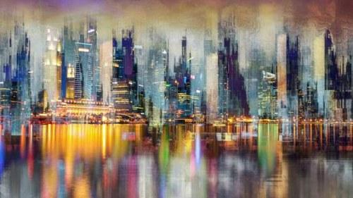 Andrzej Andrychowski, Urban City, 2020