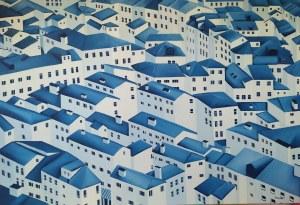 Beata Paziewska, City of 400 Windows, 2021