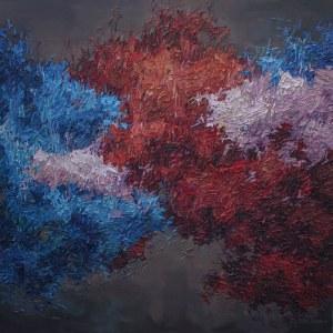 Olena Horhol, Flowering 45, 2021