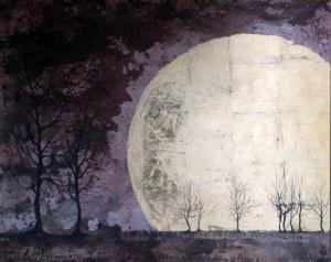 Mariola Świgulska, Księżycowy dysonans, 2021
