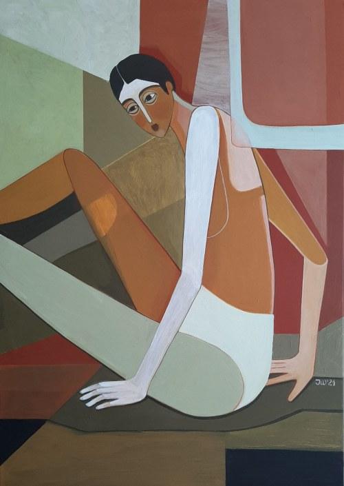 Iwona Birenbaum, Upadły anioł, 2021
