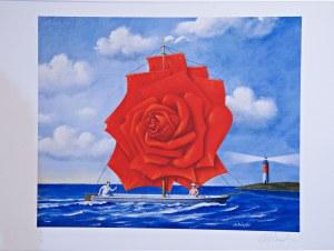 Rafał Olbiński, Róża wiatrów