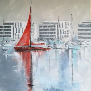 Jolanta Majcher, Yacht Park Gdynia, seria: Gdynia