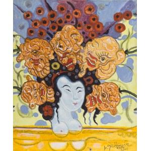 Lech GRZEŚKIEWICZ (1913-2012), Kyoto, 2001