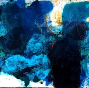 Małgorzata MAJERCZYK (ur. 1972), Blues III, 2017