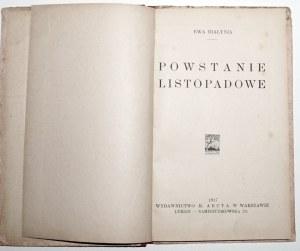 1917 - Pohoska, POWSTANIE LISTOPADOWE, wyd.1