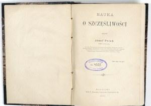 1900 - Polak, NAUKA O SZCZĘŚLIWOŚCI Cz. 1-2