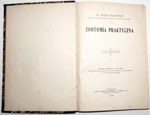1908- Nusbaum-Hilarowicz, ZOOTOMIA PRAKTYCZNA