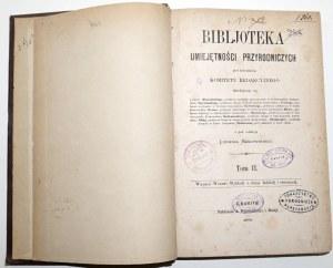 1873- Wundt, WYKŁADY O DUSZY LUDZKIEJi zwierzęcéj. Cz. 1-2 [komplet]
