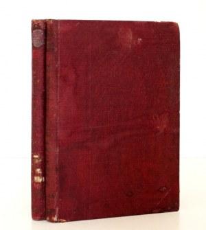 1898 - Nansen, PODRÓŻ DO BIEGUNA PÓŁNOCNEGO, T. 1-2 [komplet]