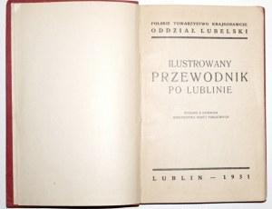 1931 - ILUSTROWANY PRZEWODNIK PO LUBLINIE