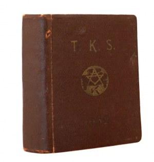 1932 - TECHNICZNY KALENDARZ SAMOCHODOWY