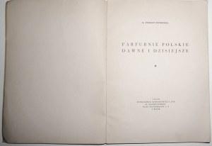 1936 - Przyrembel, FARFURNIE polskie dawne i dzisiejsze