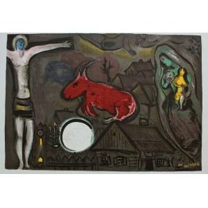 Marc Chagall, (1887-1985) Mistyczne Ukrzyżowanie