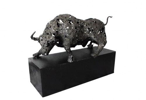 Nimrod Messeg, (ur.1970) Black Bull