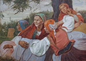 Wincenty Wodzinowski, (1866-1940) Plotki