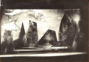 Edward HARTWIG (1909-2003), Balet Sergiusza Prokofiewa