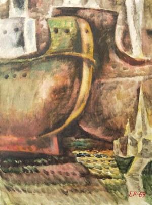 Jewgienij KARCYGANOW (ur. 1932), Port, 1969