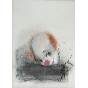 Bożena WAHL (ur. 1932) , Clown