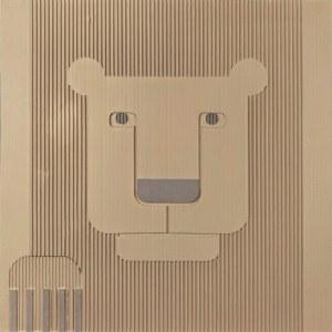 Grażyna BARTNIK (ur. 1952), Lew, 2009