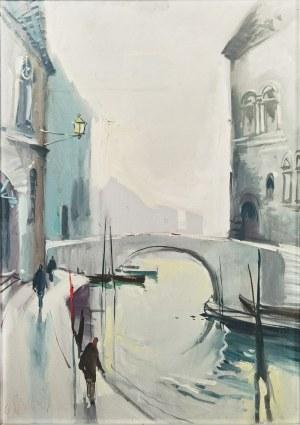 Giacomo DE MICHELIS, Wenecja