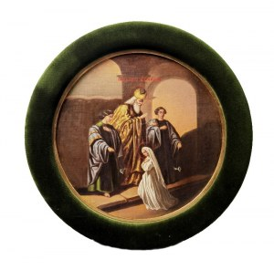Malarz nieokreślony, Wprowadzenie Najświętszej Marii Panny do Świątyni