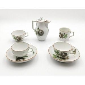 MIŚNIA, Zestaw do herbaty [niekompletny]