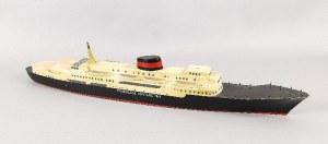 Statek pasażerski m/s Prinsesse Margrethe - model