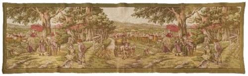 Żakard bawełniany