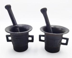 Para moździerzy, XIX w.