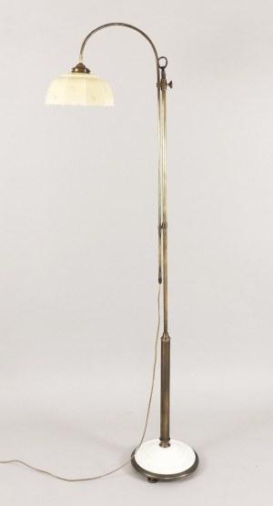 Lampa elektryczna, podłogowa