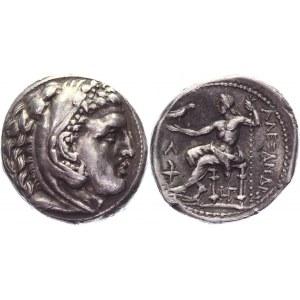 Ancient Greece Tetradrachm 333 - 327 BC