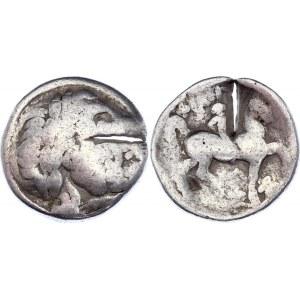 Ancient Greece Dacian of Moldavia Tetradrachm 300 - 200 BC