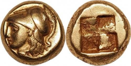 Ancient Greece Ionia Phokaia EL Hekte 387 - 326 BC (ND)