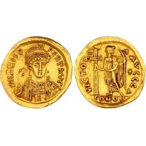 Byzantium Solidus 476 - 491 AD