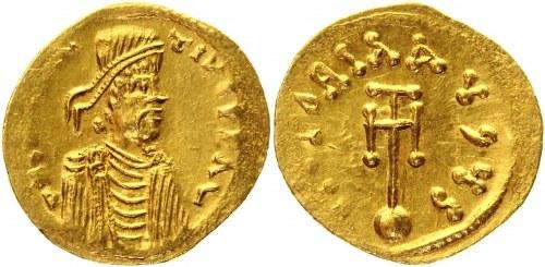 Byzantium Semissis 641 - 688 AD, Constans III
