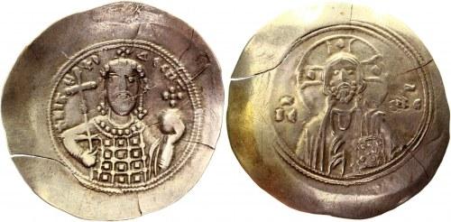 Byzantium Histamenon 1078 - 1081 AD, Nicephorus III Botoniates