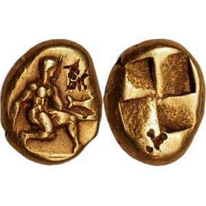 Persia Mysia Kyzikos EL Hekte 550 - 450 BC (ND)