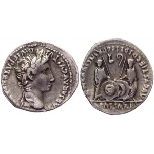Roman Republic Denarius 1 - 4 AD