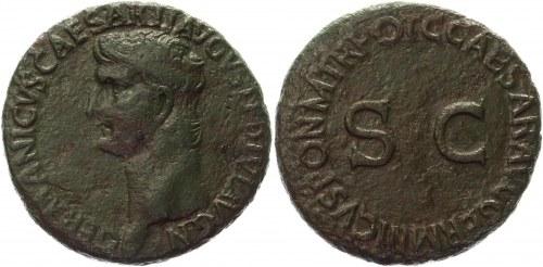 Roman Empire As 37 - 38 AD, Germanicus