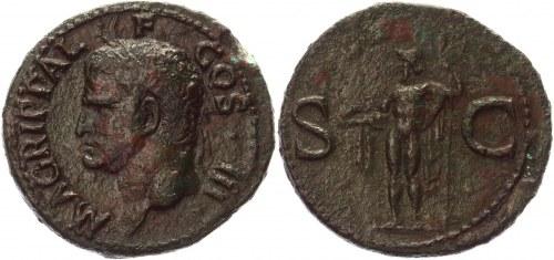 Roman Empire As 37 - 41 AD, Agrippa