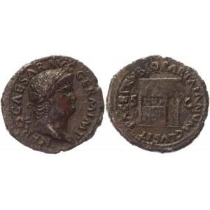 Roman Empire As 65 AD, Nero
