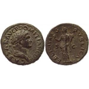 Roman Empire As 72 AD, Domitianus