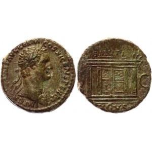 Roman Empire As 85 AD, Domitian