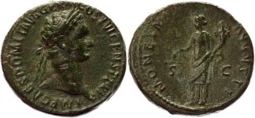 Roman Empire As 90 - 91 AD, Domitian