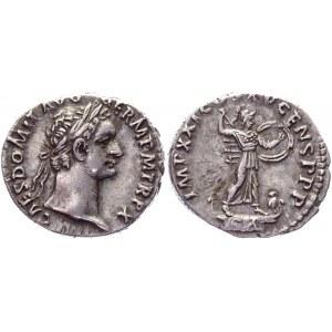Roman Empire Denarius 90 AD, Domitian